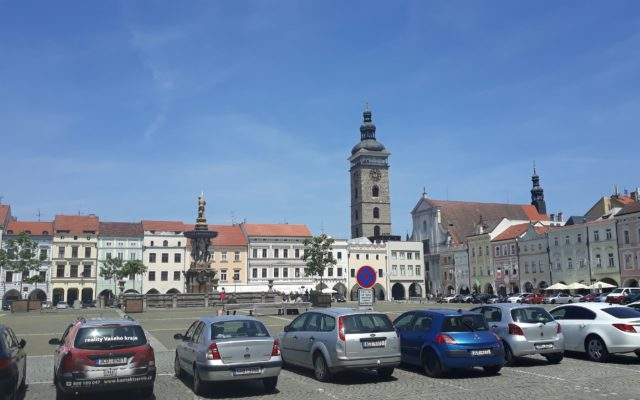 Českobudějovické náměstí